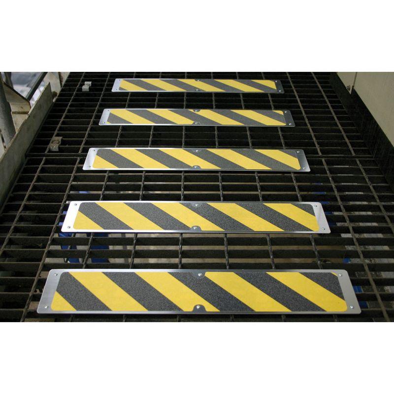 Bandes antidérapantes Plaque antidérapante en aluminium