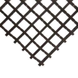 Caillebotis antidérapants en PVC - maille 22x22mm dans notre gamme de Caillebotis industriels