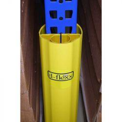 Protection d'échelles pour rayonnage | Protection des entrepôts