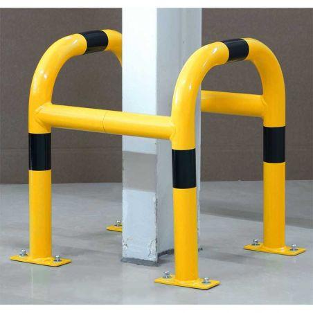Butoir de protection de colonnes en acier