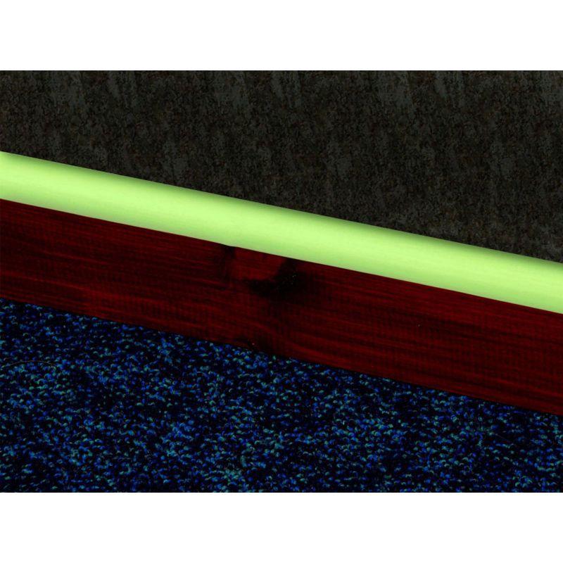 Marquage au sol Bande luminescente pour voie d'évacuaion
