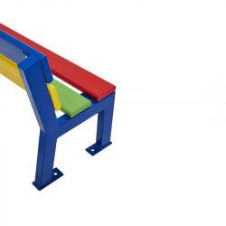 Bancs Silaos® Junior version maternelle hauteur d'assise 270 mm