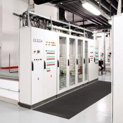 Tapis non-conducteur - 832 Switchboard Matting | Tapis de protection électrique classe 4