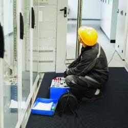 Tapis non-conducteur - 833 Switchboard Matting | Tapis de protection électrique classe 1
