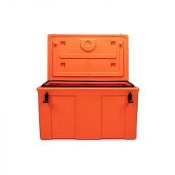 Coffre de stockage d'urgence