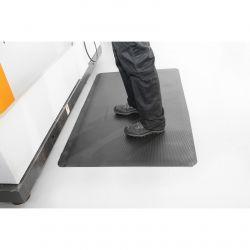 Tapis anti fatigue à surface striée - Usage intensif, FLUTED ANTI-FATIGUE