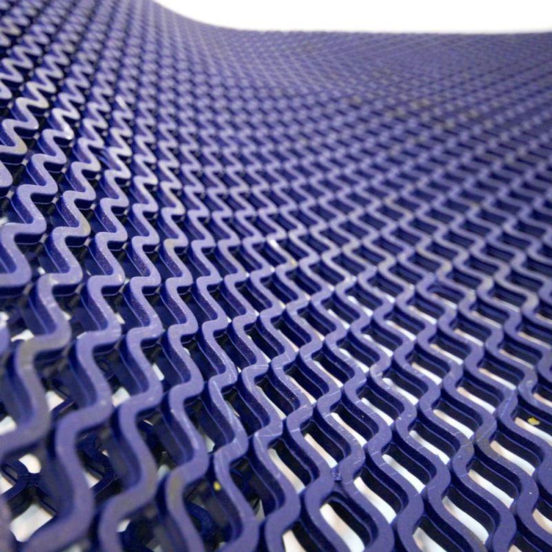Caillebotis souple antidérapant multifonctions - Caillebotis industriels DIAMOND GRID