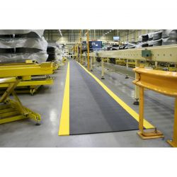 Tapis anti fatigue à surface granuleuse - ORTHOMAT