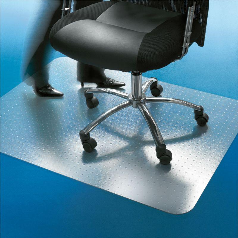 Tapis protège sol avec picots de maintien pour tapis épais et moquettes