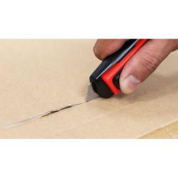 Couteaux de sécurité Cutter de sécurité à lame autorétractable AutoSafe
