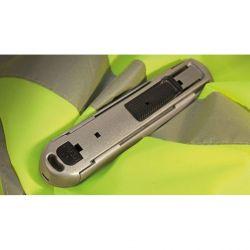 Couteaux de sécurité Cutter de sécurité à lame autorétractable AutoSafe Pro