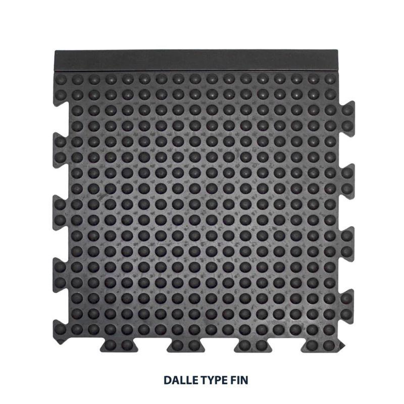 Dalles modulables anti-fatigue à surface à bulles, BUBBLEMAT CONNECT