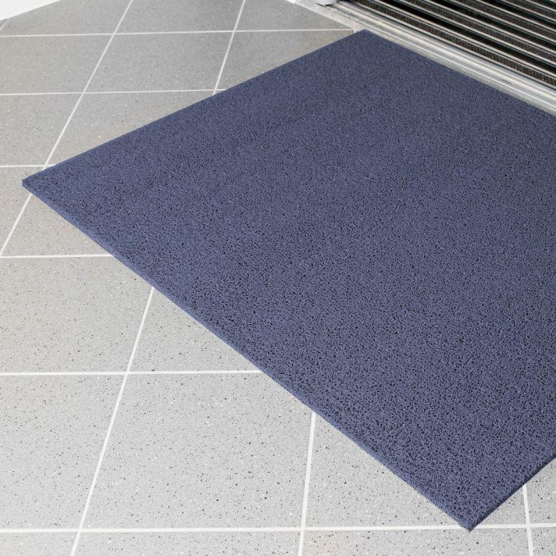 tapis d 39 entr e en pvc pour fosse effet grattant. Black Bedroom Furniture Sets. Home Design Ideas